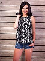 Женская футболка топ Много расцветок p.42-48 VM1992-5