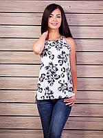 Женская футболка топ Много расцветок p.42-48 VM1992-7