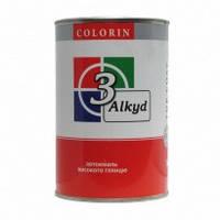 Автоэмаль Колорин алкидная 394 темно-зеленый