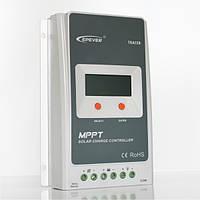 Фотоэлектрический контроллер заряда EPsolar Tracer-1210A, MPPT 10A 12/24В