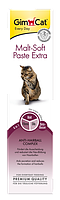 Gimpet Malt-Soft Extra паста для выведения шерсти,200г (417127)