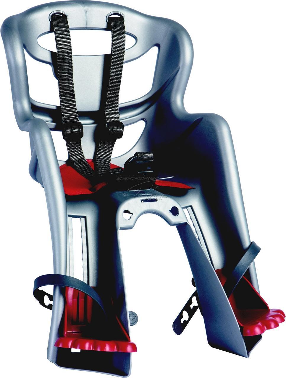 Детское велокресло переднее Bellelli Tatoo Handefix до 15 кг (BB)