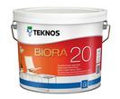 BIORA 20 0.9л - полуматовая краска для стен