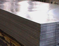 Лист алюминиевый 5х1000х2000мм гладкий