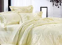 Комплект постельного белья La Scala шелковый жаккард JT-10 (Полуторный)