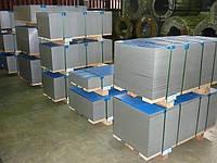 Нержавеющий лист 0,6х1250х2500мм AISI 430 (12х17)