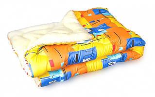 "Одеяло Хутро  ТМ ""Leleka-Textile"" мех/поликоттон (200х220)"