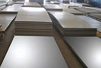 Нержавеющий лист пищевой 0,4х1250х2500мм AISI 304