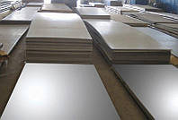 Нержавеющий лист пищевой 2х1250х2500мм AISI 304