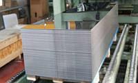 Нержавеющий лист пищевой 1х1250х2500мм AISI 321(12Х18Н10Т)