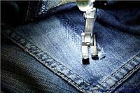 Как заштопать дырку на детских джинсах?