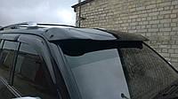Козырек лобового стекла Toyota Land Cruiser 100, 105, Тойота Ленд Крузер