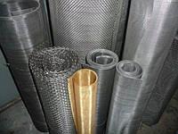 Сетка тканная нержавеющая, ячейка/проволка 0,4-0,2 мм (08Х18Н10Т)
