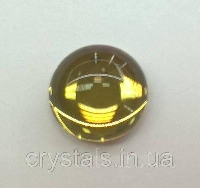Кабошоны Preciosa (Чехия) Black Diamond