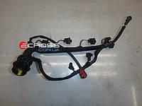 Проводка форсунок и свечей накала Valeo 1.4hdi б.у., 9649833780, 6558PS , Citroen Nemo, Peugeot Bipper, 2008-