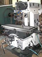 Широкоуниверсальный консольно-фрезерный станок X6436 (стол 360х1320), фото 1