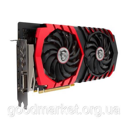 Видеокарта MSI GeForce GTX 1060 GAMING X 6G, фото 2