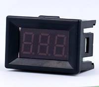 Вольтметр цифровой, 2.4-30 Вольта LED