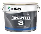 TIMANTTI 3  - Глубокоматовая интерьерная антисептическая краска