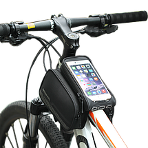 Велосипедные сумки на раму двухсторонние