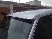 Козырек лобового стекла Mitsubishi Pajero Wagon 2, Митсубиши Паджеро Вагон