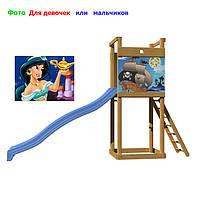 """Горка для дачи """"Забава-5"""", фото 1"""