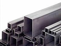 Труба прямоугольная алюминиевая  20х10х1мм