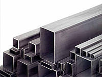 Труба прямоугольная алюминиевая  80х40х2мм