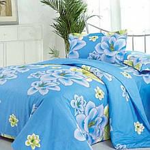 Комплект постельного белья элит сатин Moon Love ST 251017 (Полуторный)