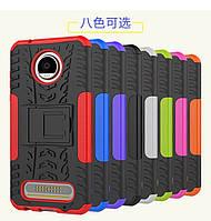 PC + TPU чехол Armor на Motorola Moto Z2 Play (8 цветов)