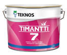 TIMANTTI 7 9л  - матовая интерьерная антисептическая краска