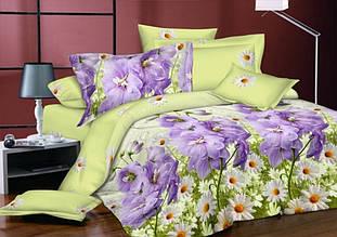 Комплект постельного белья сатин люкс 3D Moon Love ST 251013 (Полуторный)