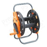 """Катушка Presto-PC Orange для садового шланга 1/2""""х45м, 5/8""""х30м  (без колёс)"""