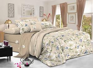 Комплект постельного белья сатин люкс 3D Moon Love ST 251006 (Полуторный)