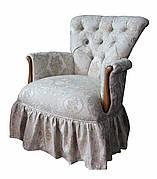 """Классическое мягкое кресло """"Панна"""" (73 см)"""