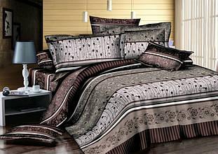 Комплект постельного белья сатин Богема Moon Love ST 251041 (Полуторный)