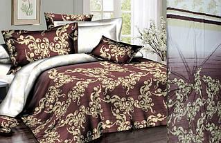 Комплект постельного белья сатин Дарина Moon Love ST 251042 (Полуторный)