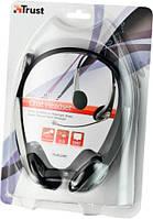 Гарнитура Trust Insonic chat headset (15481)