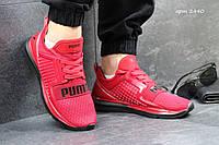 Кроссовки Puma Ignite limitless красные 2440