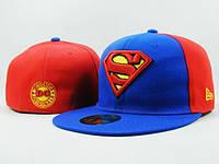 Кепка с прямым козырьком Superman Z-10730-104