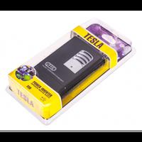 Преобразователь напряжения TESLA P20, 12V-220V, 200W, USB-5VDC0,5A, мод.волна, прикуриватель