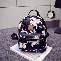Шикарный женский рюкзак из кож зама., фото 1