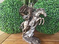 Коллекционная статуэтка Veronese Китайский воин на коне WU73797A4