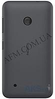 Задняя крышка Nokia 530 Lumia серая оригинал