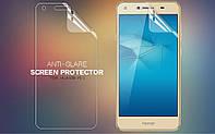 АКЦИЯ! Цветное защитное стекло для Huawei P9 (на весь экран)  /для ХУАВЕЙ П9/
