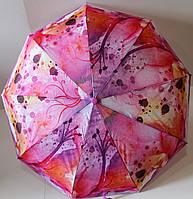 """Женский зонт автомат с абстрактным рисунком от фирмы"""" Lantana""""."""