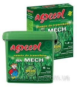 Удобрение для газонов от мха Агрекол