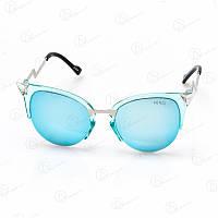 Cолнцезащитные очки Fendi Фенди 1009c36-6 купить очки капельки