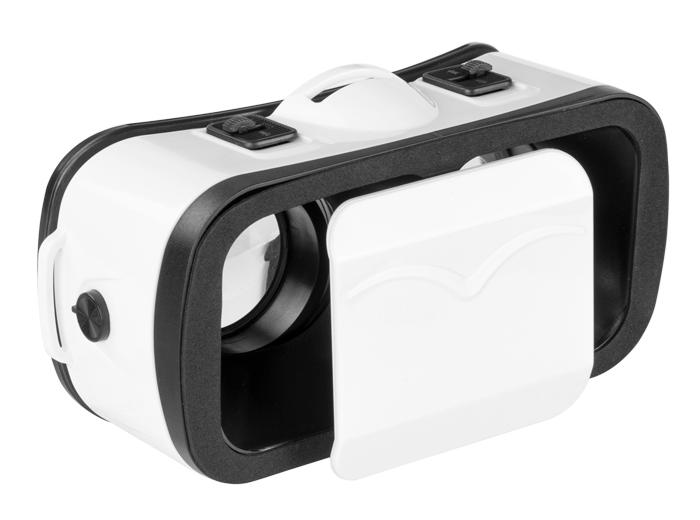 Очки виртуальной реальности VR R05 White