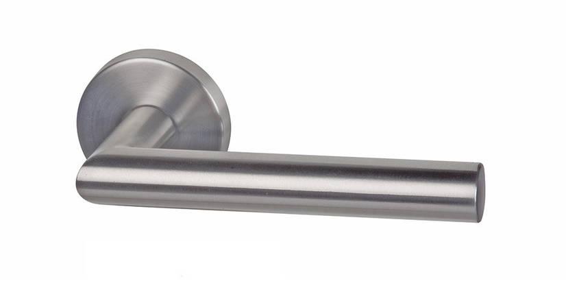 Ручка дверная ALMAR ALBA на розетке d50 мм, фото 2